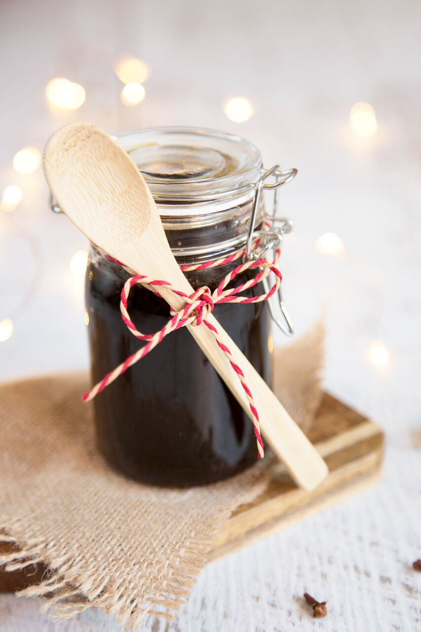 Christmas spice syrup, a dietitian and a photographer2_preview
