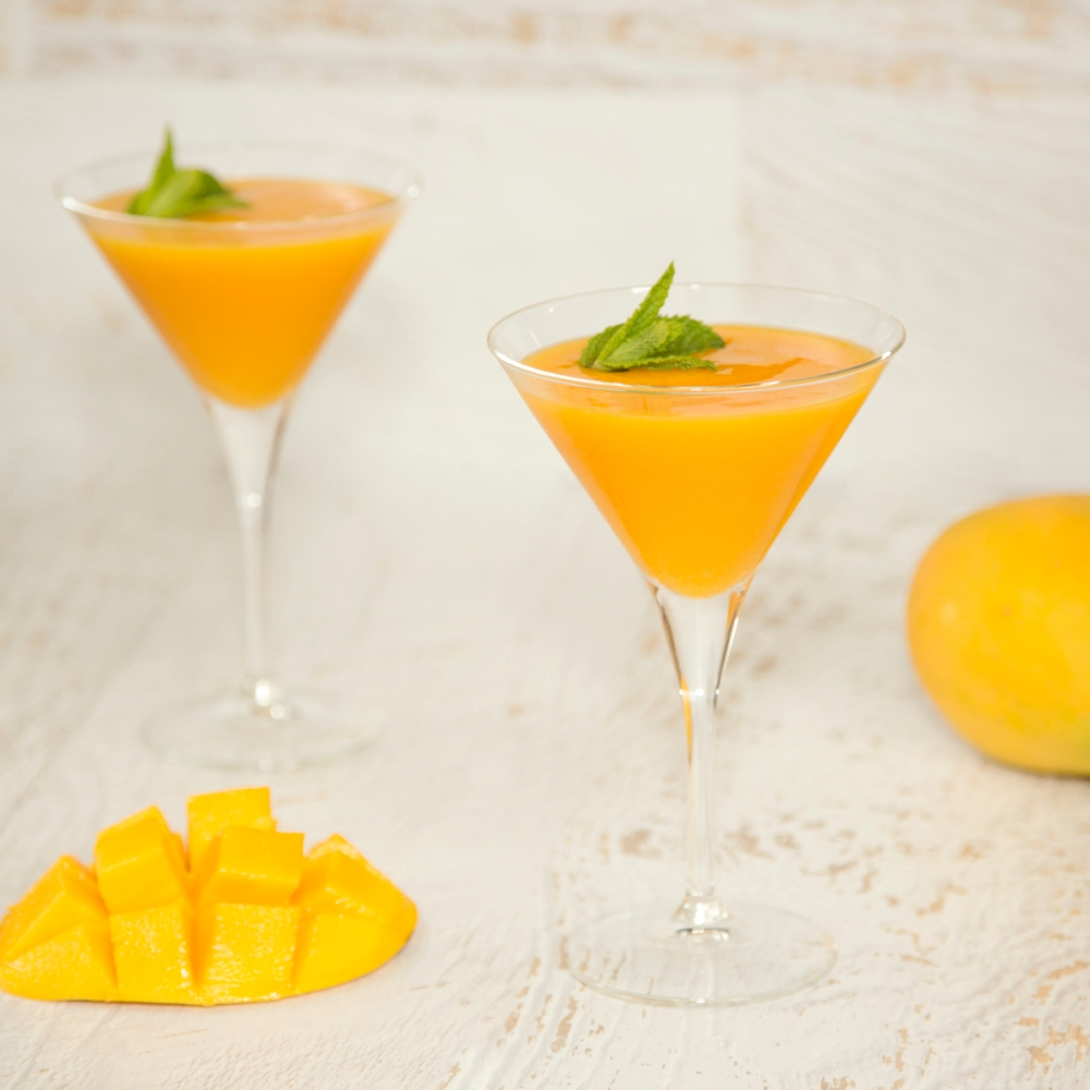 Mango Daiquiri, A Dietitian and a Photographer Cocktail recipe2