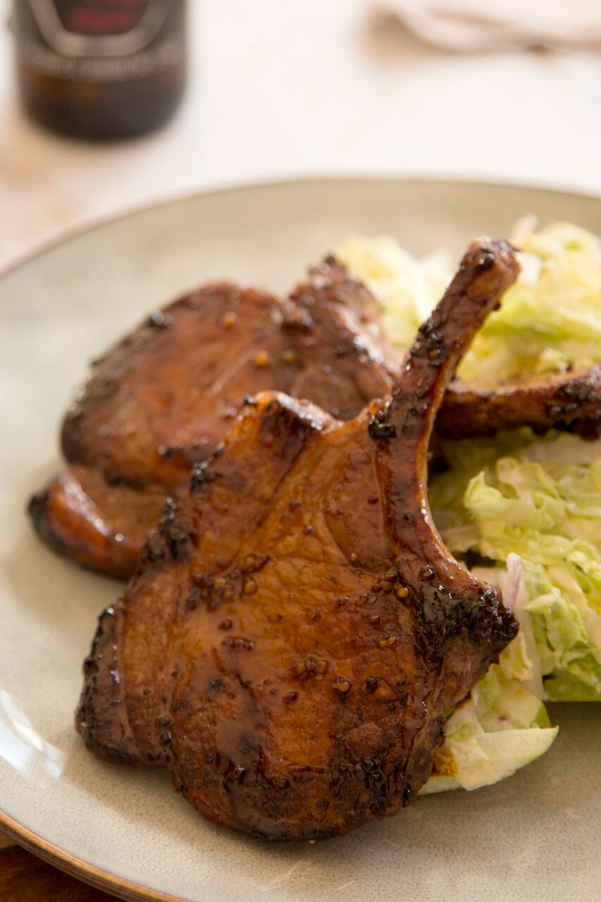 Cider Glazed Pork Cutlets with Apple Slaw2_preview