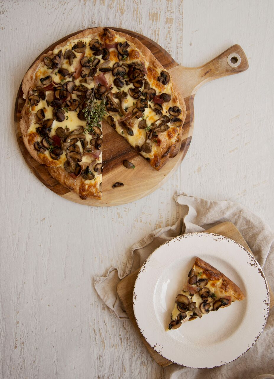 Mushroom and Creme Fraiche Pizza.3_preview