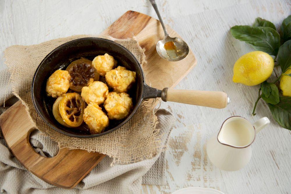 Lemon Dumplings, A dietitian and a Photographer, Lemon Dessert Recipe_preview