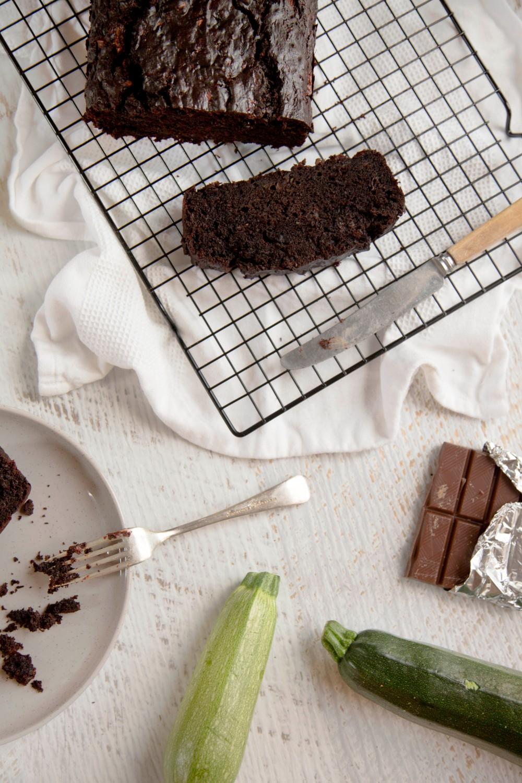 Zucchini Chocolate Brownie5